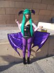 Morrigan Cosplay by Azael1332Ragnarok
