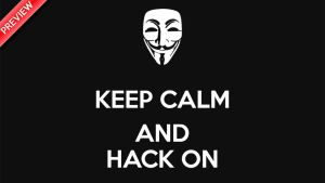 Keep Calm And Hack On by TaylorCohron