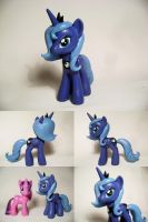 Luna V.2 Custom g4 Pony by Oak23