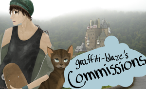 Commissions Banner by graffiti-blaze