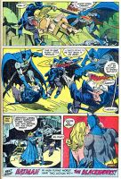 Black Canary Rescued By Batman by detectivesambaphile