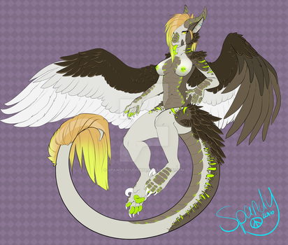 Dragon Adopt #1 - SOLD by SpandexPudding