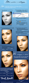 Colorize Tutorial by gothicyuna