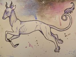 New Bicorn by MaiaCarlson colored (photo) by GammaLykos