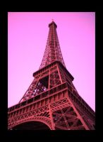 Pink Paris by 2moro