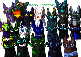 Merry Christmas! by NightFury1020