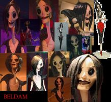 Beldam Picture colage by guitarher