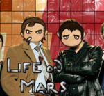 Life on Mars by Cool-Chan