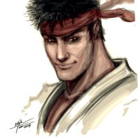 Ryu by elitukes