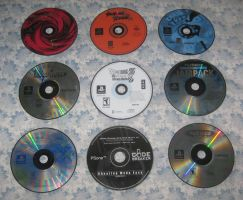 PS1 Collection - Part 7 by T95Master