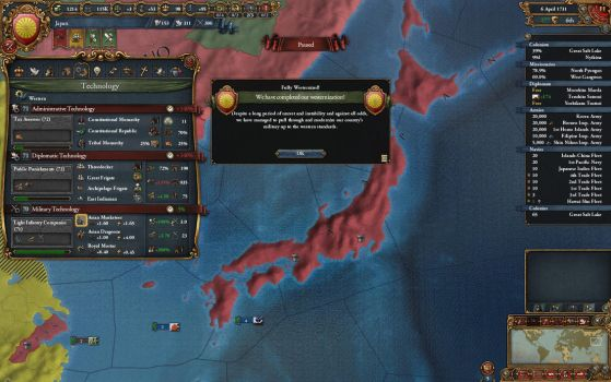 Japan is Now Westernised by Stratocracy