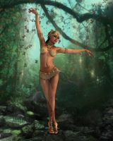 Enchanted Forest by LillithI