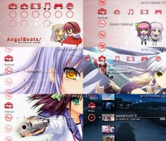 AngelBeats PSP Theme by takebo
