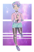 pastel goth levi by tangled-beasties