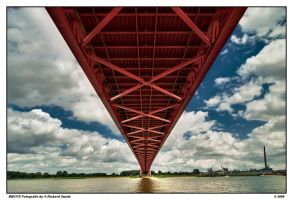 Red Bridge by Indots