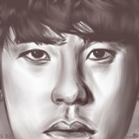 D.O Portrait  by KoriNeko18