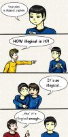ST - How Illogical Is It by KayuIshida
