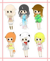 Adopts Set 1~(Closed) by otowei