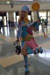 Megacon 2016 - Dark Magician Girl by NekoHybrid