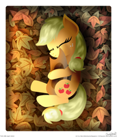 Fall Asleep by BVSquare