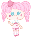Candie-puff by Cupcake-Kitty-chan