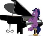 Piano pony by tensaioni