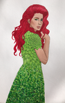 Glam Poison Ivy by MommaCabbit