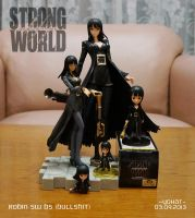 Robin Strong World Black Suit by yohat