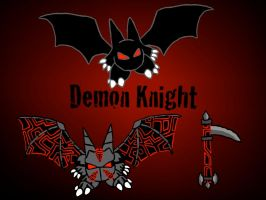 Demon Knight by Slayer-of-Eternity