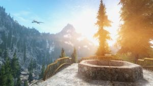 Random screenshot 21 (Skyrim) by gnhtd