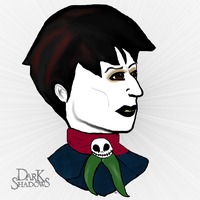 Barnabas Collins by chillgirl101
