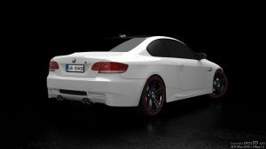 BMW M3 e92 studio R2 by uros3D