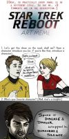 -Star Trek Reboot Art Meme- by lastshadow