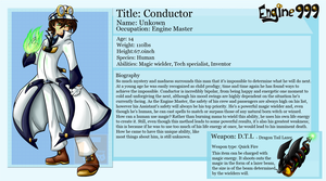 Conductor's profile by Tailzkip