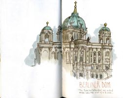Berlin Cathedral by crisurdiales