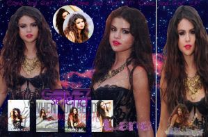 Selena Gomez love you! by LanaGl