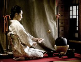 Tea Ceremony by heeeeman