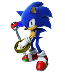 Sonic key by DillanMurillo