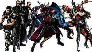 My favorites in UMvC3 by Dante-564