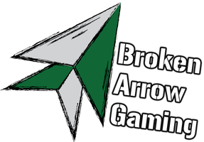 Broken Arrow Gaming - Logo by JVanover