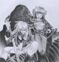 Slayers by Pritchenko
