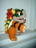 Super MArio Bowser by Nanettew9
