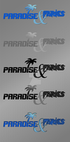 Paradise and Faries  ---Logo--- by kevboard