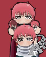 Sasori Evolution by Oshawat19