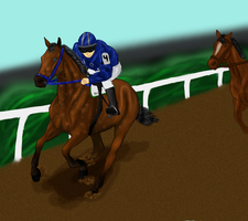 Desperate Races by patchesofheaven74