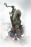 Assassin's Creed 3 iPhone 4 HD Wallpaper by Dseo