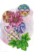Flower by I-Love-My-Pencils