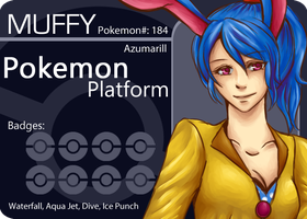 pokeplatform card by southpoint