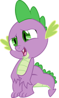 Spike by X-Discord-X