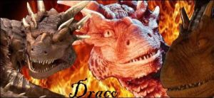 Banner Draco from Dragonheart by Nivarel